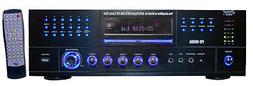 1000 WATT PYLE PRO HOME STEREO AMFM RECEIVER AUDIO SYSTEM BU