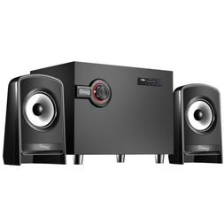2.1 CHANNEL BLUETOOTH HOME STEREO SPEAKER MULTIMEDIA HOME TH