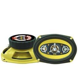 2)  Pyle PLG69.8 6x9-Inch 500-Watt 8-Way Speakers
