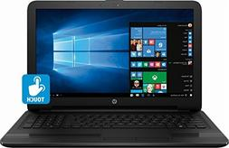 2018 Newest HP Touchscreen 15.6 inch HD Laptop, Latest Intel