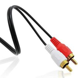 3pcs RCA Male to Male  For Home Theater System