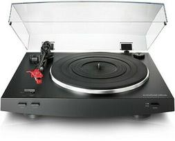 """""""Audio-Technica AT-LP3BK Fully Automatic Belt-Drive Stereo T"""