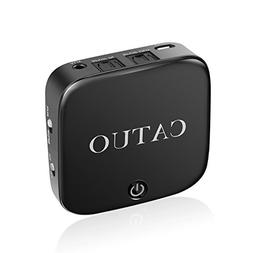 Bluetooth Transmitter and Receiver, Wireless Audio Adapter 3