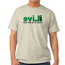 CafePress - Ilive Liver - 100% Cotton T-Shirt