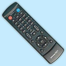 GPX D200B NEW Remote Control
