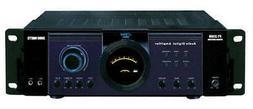 New Pyle pro PT3300 3000 Watt 4 Channel 3U Power Amplifier V