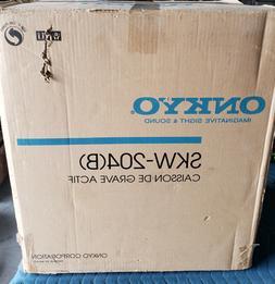 Onkyo SKW204 Bass Reflex Powered Subwoofer