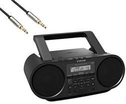 Sony Bluetooth Portable Cd Player Mega Bass Reflex Stereo So