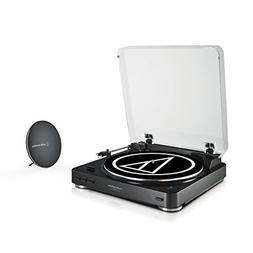 audio technica lp60spbt bk wireless