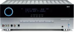 Harman Kardon AVR 140 6.1-Channel A/V Receiver, Silver