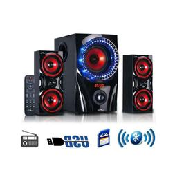 BEFREE Bluetooth Speaker System Home Theater Stereo Audio So