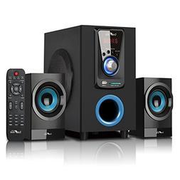 beFree Sound BFS-65 Channel Surround Bluetooth Speaker Syste