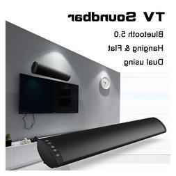 Bluetooth 5.0 FM Soundbar Wireless <font><b>Speaker</b></fon