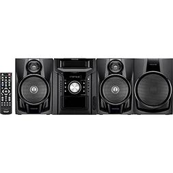Sharp Bluetooth 350-Watt All-in-One Hi-Fi Audio Stereo Sound