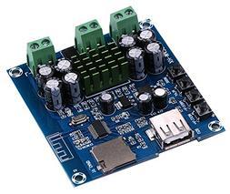 Yeeco Digital Bluetooth Amplifier Board, Dual Channel 50W+50