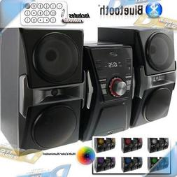 NEW!!! iLive Bluetooth/CD/Radio Home Music System, Color Cha