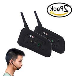 Toprui Bluetooth Intercom Communication Technical, Ear hook