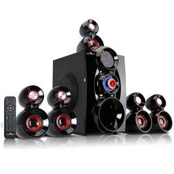Bluetooth Speaker Sound Sound 5.1 Channel Surround System- R