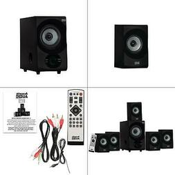 Acoustic Audio AA5172 Home Theater 5.1 Bluetooth Speaker Sys