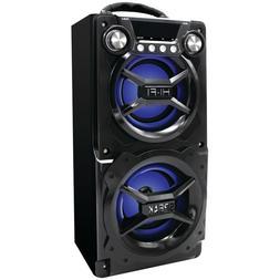 Bluetooth Speaker System Portable Big Led Stereo Internal Ba
