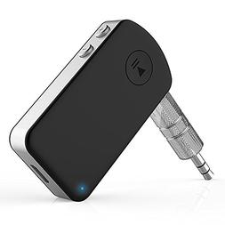 Friencity Bluetooth V4.1 Hands-Free Audio Receiver for Music