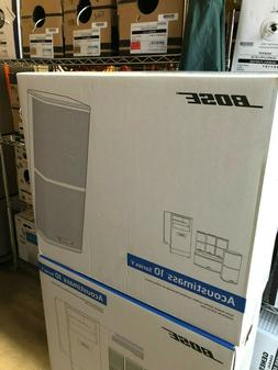 Brand New Bose Acoustimass 10 Series V Home Theater speaker