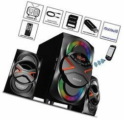 Boytone BT-326F, 2.1 Bluetooth Powerful Home Theater Speaker