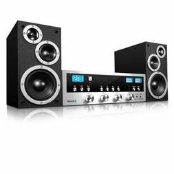 Innovative Technology CD Stereo System with Bluetooth and FM