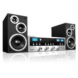 cd system stereo mp3 technology fm speaker