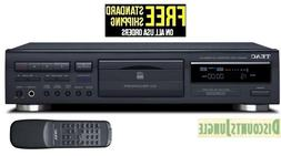 TEAC CDRW890 MKII-B CD Recorder with Remote CD-RW890MKII CD-