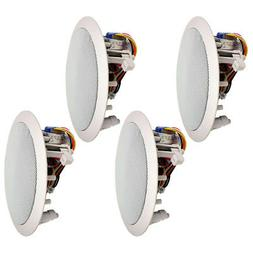 """Ceiling and Wall Mount Speaker - 6.5"""" 2-Way 70V Audio Ster"""