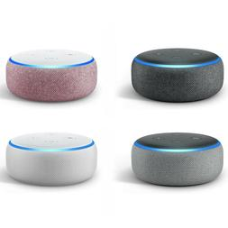 Amazon - Echo Dot  - Smart Speaker with Alexa - All Colors !