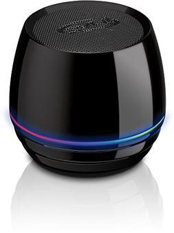 iLive Electronics GPXISB35B Bluetooth Speaker with Glow Ring
