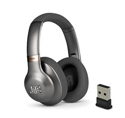 JBL Everest 710 Over-Ear Wireless Bluetooth Headphone Bundle