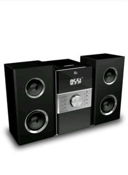 GPX HC425B AM / FM Radio Stereo CD Player Home Music System