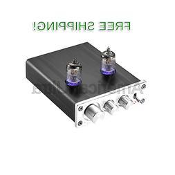 Nobsound HiFi 6J1 Vacuum Tube Preamplifier Stereo PreAmp Dig