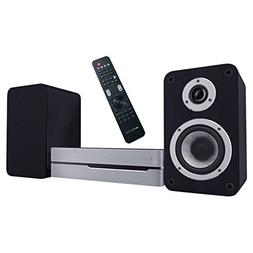 "Soundstream Home H-200MDi 200W 2 Way 6.5"" DVD/CD Mini Shelf"