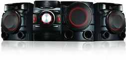 Home Stereo System Kit Theater Shelf Speaker Wireless Blueto