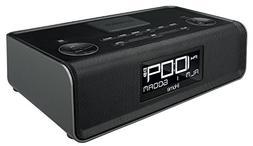 iHome iBN43BC Bluetooth Stereo Dual Alarm FM Clock Radio and