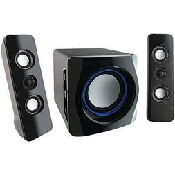 iLive iHB23B Wireless Bluetooth Speaker System 2.1 Channel W