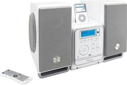 iLive iHM8816DT Home Music System with DVD/CD, Digital AM/FM