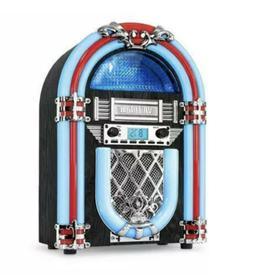 Innovative Technology INN-VJB-127 Victrola Nostalgic Jukebox