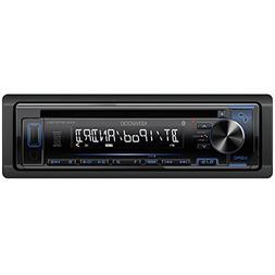 Kenwood KDC-BT272U CD Single DIN in-Dash Bluetooth Car Stere