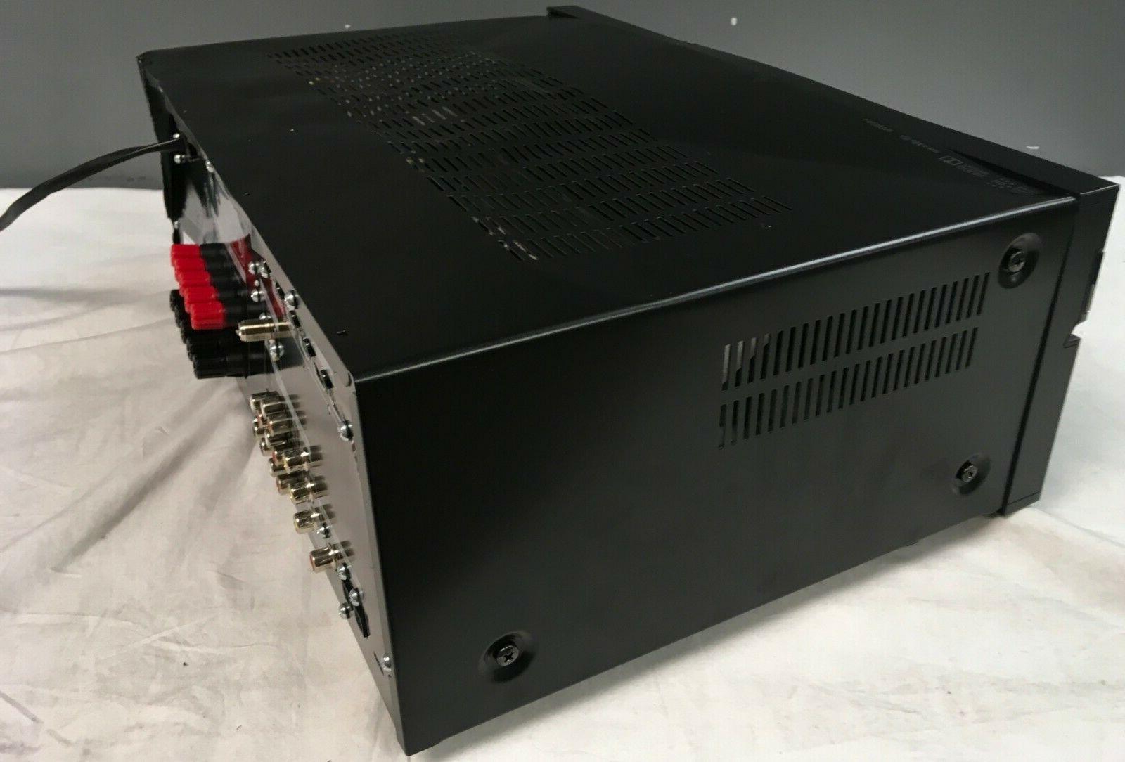 Sony 5.2-Channel Home AV 4 4K pass STRDH550