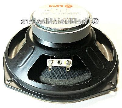 Pair Home WOOFER Speaker Enclosure Stereo Replacement