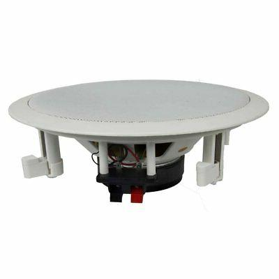 Pyle 8 Inch Way In Wall Ceiling Home Stereo,