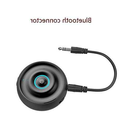 Bluetooth 3.5mm Wireless Adapter Stereo System