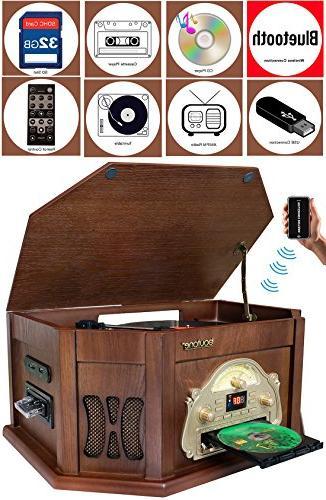 Boytone - Stereo Audio System -