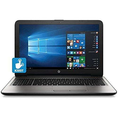 "HP 15.6"" HD Flagship Touchscreen High Performance Laptop Com"