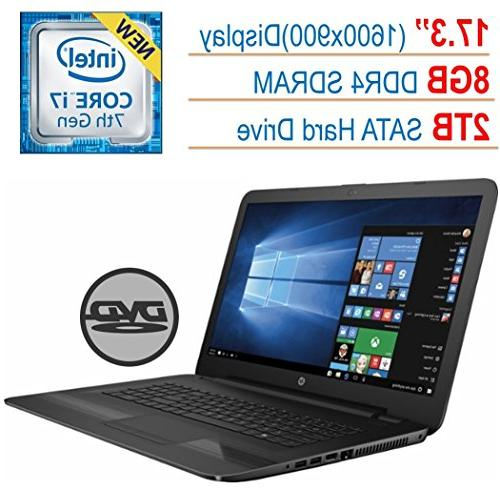 HP 17.3-inch HD  WLED-backlit Display Laptop PC, Intel Core